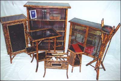 Furniture  Antiques on Victorian Bamboo Furniture Manufacturers
