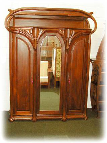 the art nouveau home arts crafts home. Black Bedroom Furniture Sets. Home Design Ideas