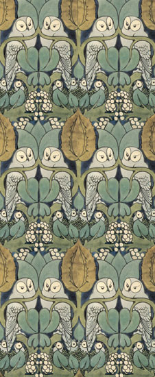 Voysey Wallpapers Arts Crafts Home